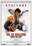 Over The TOP – Sylvester Stallone – spanisch Film Poster Plakat Drucken Bild - 43.2 x 60.7cm Größe Grösse Filmplakat