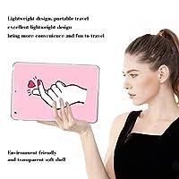 PRINDIY iPad mini 4/iPad mini タブレットケース,防塵 スリム ハード クリア 指紋防止 耐衝撃 ソフトTPUスキンゲルシリコーン 落下に強い クリア スリム 軽量 専用カバー iPad mini 4/iPad mini Case-KJ 60