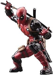 Kotobukiya Marvel Superhero Deadpool Action Figure Deadpool Wade Wilson PVC Figure Toy