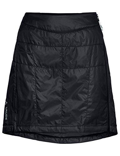 VAUDE Damen wo Sesvenna Skirt Rock, Schwarz (black), Gr. 40/M