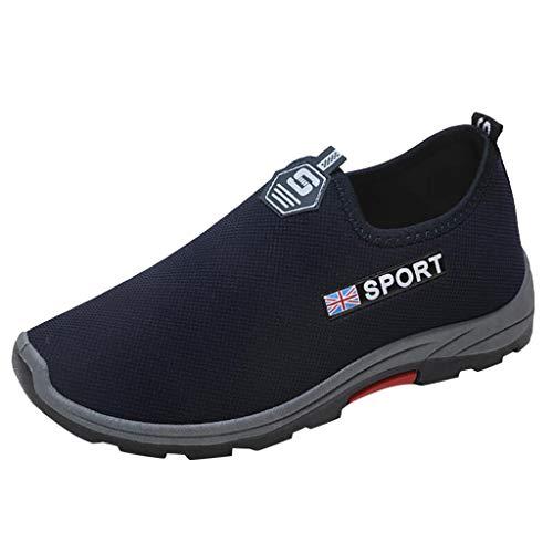 KERULA Sneakers, Unisex-Erwachsene Schuhe Bequeme Atmungsaktive Work Wanderschuhe Turnschuhe Herrenmode Freizeit Klettern Stiefel Laufen Sport Sportschuhe für Damen & Herren