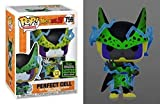 POP Funko Dragon Ball Z Cell Glow in The Dark (2020 Spring Convention Exclusive)...