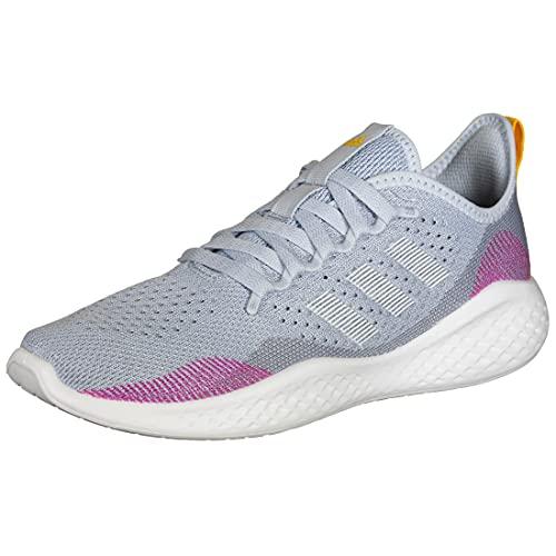 adidas FLUIDFLOW 2.0, Zapatillas de Running Mujer, PLAHAL/FTWBLA/AZUHAL, 38 2/3 EU