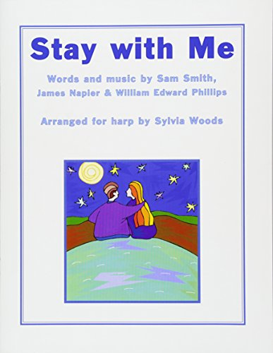 Stay With Me: Arranged for Harp