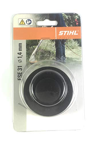 Stihl 64217104300 Autocut Mähkopf mit 1,4 mm Gewinde Fse31, 1 Stück