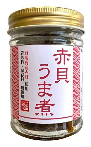 安田食品工業 赤貝うま煮 85g ×24本