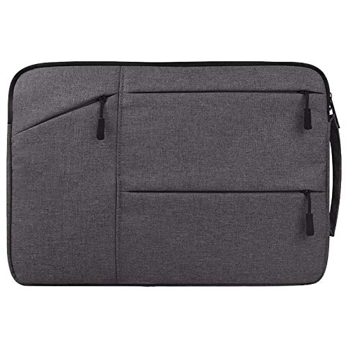 PC accessories LGMIN Universal Multiple Pockets Wearable Oxford Cloth Soft Portable Simple Business Laptop Tablet Bag, For 14 inch and Below Macbook, Samsung, Lenovo, Sony, DELL Alienware, CHUWI, ASUS