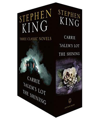 Stephen King Three Classic Novels Box...