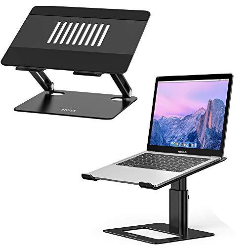 Besign LSX2 and LSX3 Aluminum Laptop Stand, Ergonomic Computer Stand, Riser Holder Notebook Stand