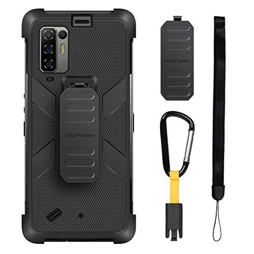 Ulefone PC Schutzhülle für Armor 10 5G Outdoor Smartphones ohne Vertrag Schwarz