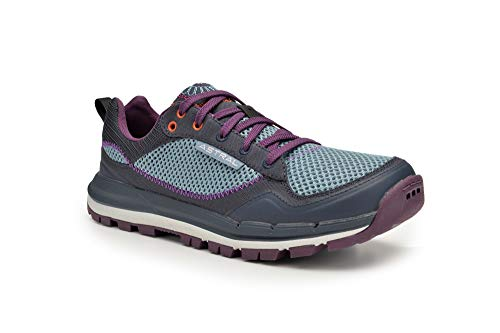 Astral Women's TR1 Junction Minimalist Hiking Shoes, Quick Drying and Lightweight, Made for Water, Trails, and Canyons, Deep Water Navy, 6 M US