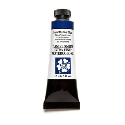 Daniel Smith Indanthrone Blue Series 2, 15ml Tube Extra Fine Watercolour