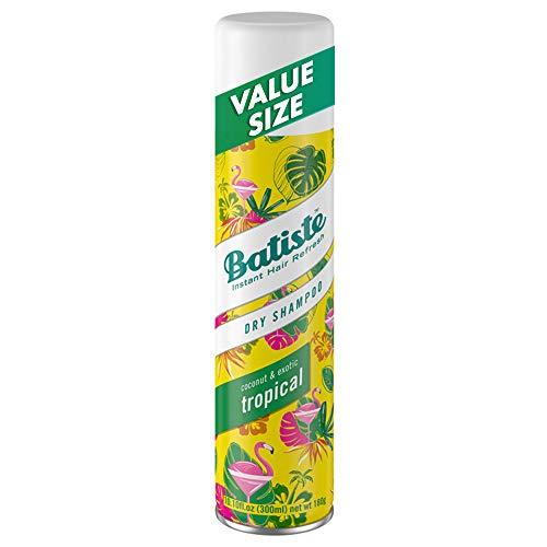 Batiste Dry Shampoo, Tropical Fragrance