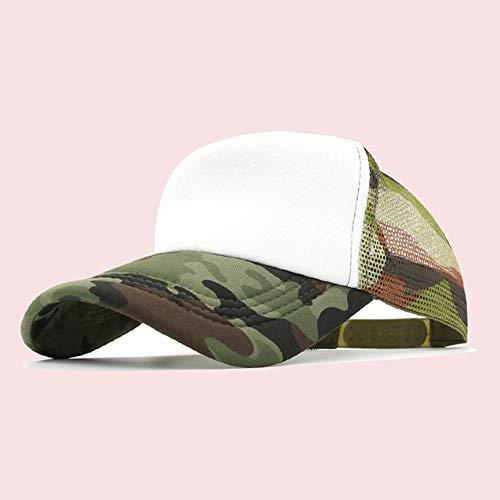 Yfnhy Baseball Cap Lässige Baseball Cap, verstellbare Outdoor Running atmungsaktive Baseball Cap, geeignet für Wandern, Urlaub, Camping Alle Outdoor-Sportarten Lk