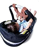 Brown Monkey Baby Bottle Holder for self-Feeding by Bebe Bottle Sling, LLC