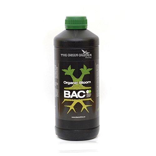 BAC Fertilizante/Abono de Floración para Cultivo Organic Bloom (1L)