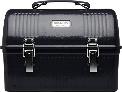 Stanley Classic Lunch Box, Hammer Tone Navy, 10-Quart
