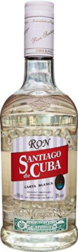 Santiago de Cuba Carta Blanca, Ron, 70 cl - 700 ml