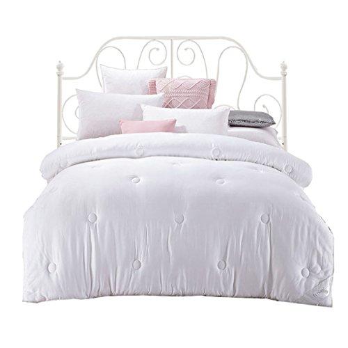 MMM Automne et hiver Literie Jasmine chaud Core Quilt Epaissi (taille : 200 * 230cm(3.16kg))
