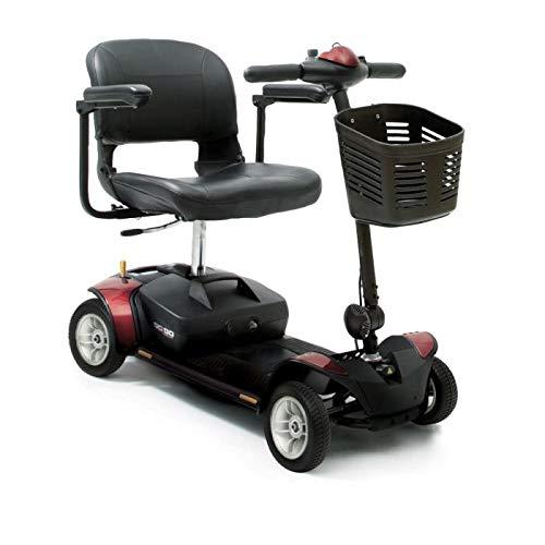 Portable Mobility Scooter - Pride Go Go Elite Traveller