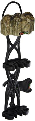 TRUGLO Carbon XS 5-Arrow Quiver LOST AT Camo