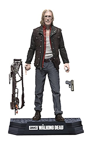 Walking Dead 14860 TV Dwight Actionfigur, 17,8 cm