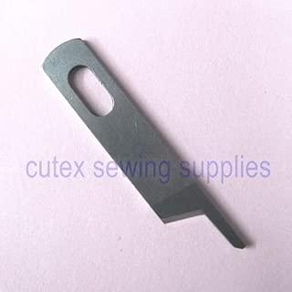 Cutex (TM) Brand Upper Knife for Bernina Bernette 003, 007D, MO-334, MO-623 Sergers #50143403