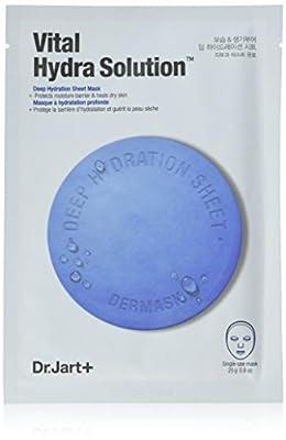 Dr. Jart Dr.Jart+ Dermask Vital Hydra Solution Deep Hydration Sheet Mask 25g/0.9 oz x 5ea