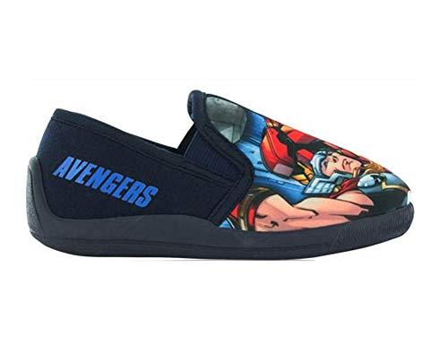 Marvel Avengers Trumalo Zapatillas sin cordones para niños, color, talla 17 EU