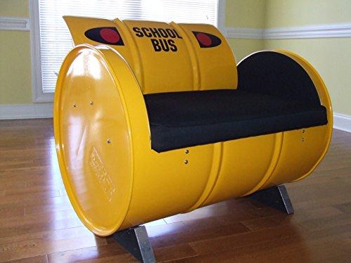Drum Works Furniture School Days Armchair with Storage