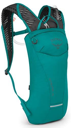 Osprey Kitsuma 1.5 Women's Hydration Pack with 1.5L Hydraulics™ LT Reservoir - Teal Reef (O/S)