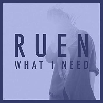 What I Need (Liz Lawrence Remix)