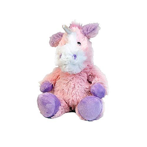 Intelex CPJ-UNI-1 Warmies Microwavable French Lavender Scented Plush Jr Unicorn
