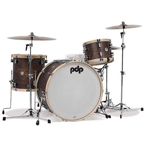 pdp Concept Classic 24 Walnut/Natur Hoop · Schlagzeug