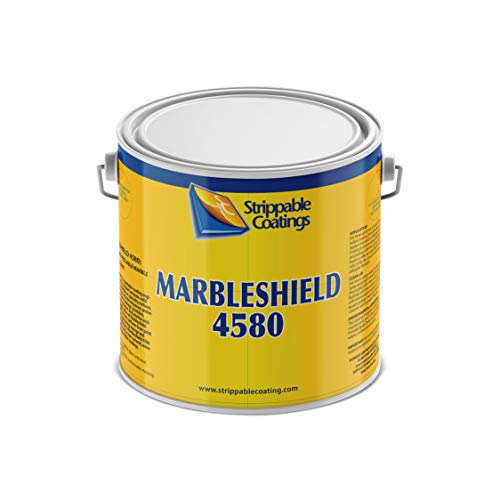 Strippable Coatings Marbleshield 4580-Peelable Protective...