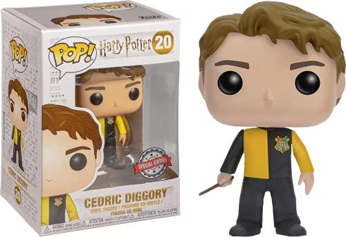 Funko POP Harry Potter - Cedric Diggory Tournoi des 3 Sorciers [Importación francesa]