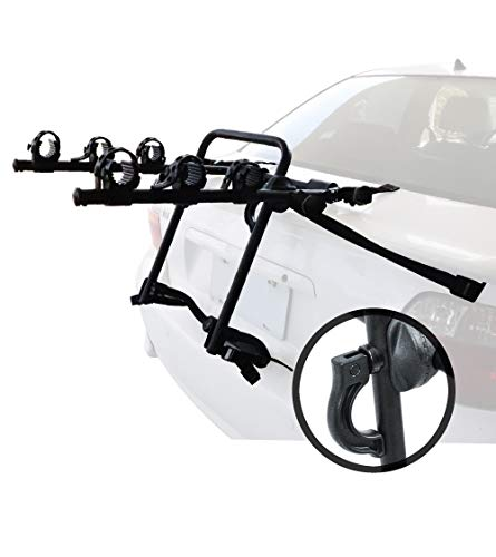 Overdrive Sport Trunk Mounted Bicycle Carrier Rack