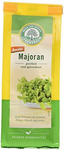 Lebensbaum Majoran, gerebelt und getrocknet, 12.5 g