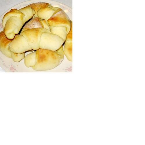 Potato Crescent Rolls - recipe (English Edition)