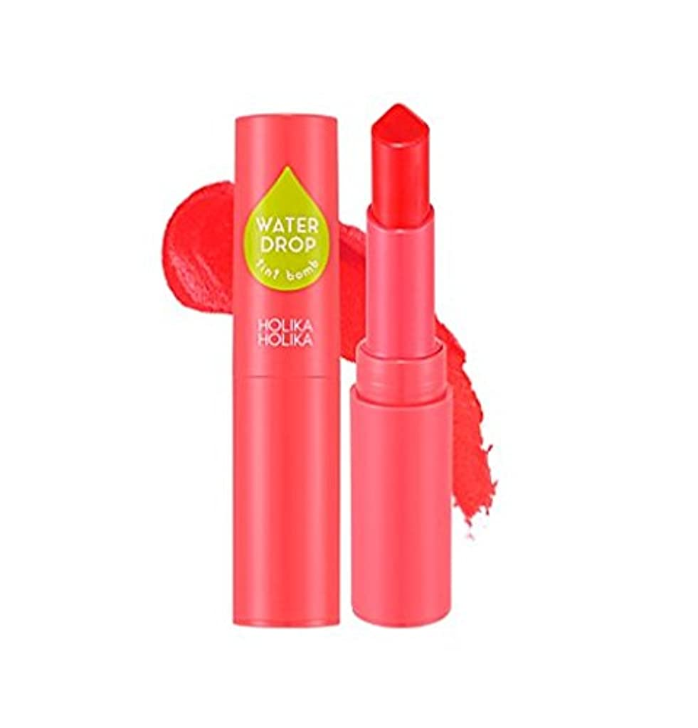 洗練された忘れっぽいブラザーHOLIKAHOLIKA Waterdrop tint bomb 04.Grapefruit water / ホリカホリカ ウォータードロップティントバーム 04.グレープフルーツウォーター [NEW] [並行輸入品]
