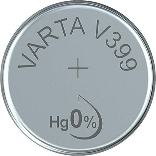 VARTA KNOPFZELLEN 399 SR927W (1 Stück, V399)