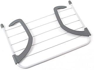 Domeilleur - Colgador de Toallas Plegable, Resistente al Calor, para Colgar Ropa, Caballo y hogar Creativo
