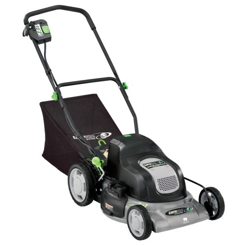 Earthwise 60120 20-Inch 24-Volt Cordless Electric Lawn Mower
