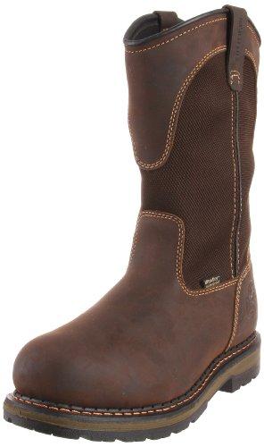 Irish Setter Men's 83900 Wellington Aluminum Toe Work Boot,Brown,11 D...