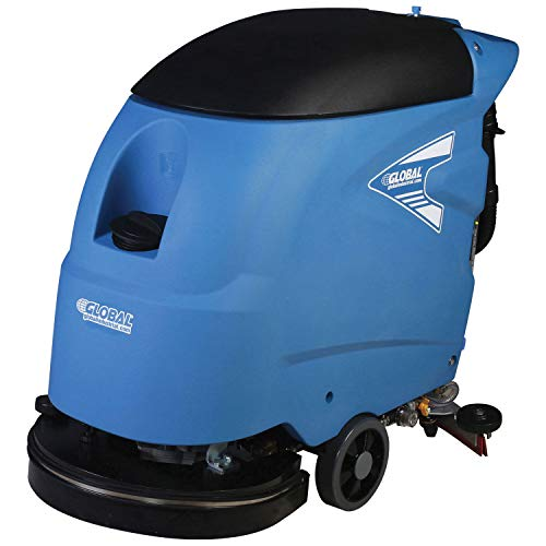 Corded Electric Auto Floor Scrubber with 18