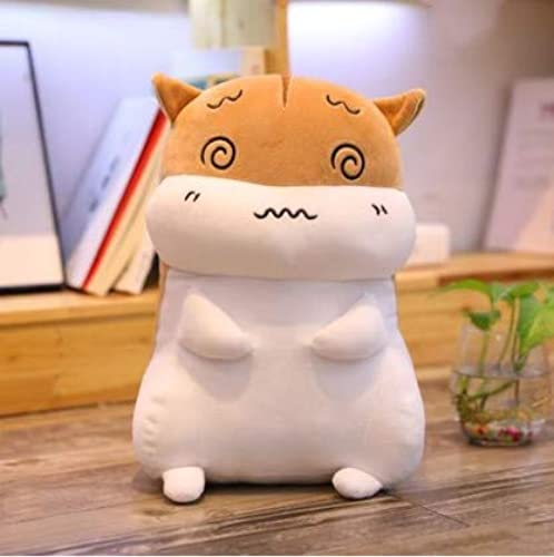 venta caliente en línea XXCKA Interrupción marrón Confusa muñeca Hamster muñeca de Juguete Juguete Juguete de Peluche muñeca muñeca Regaño de cumpleaños 60Cm  nuevo estilo