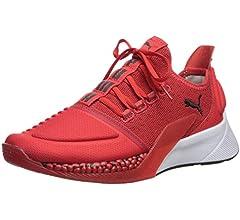 PUMA Mens Xcelerator Grey Size: 5: .au: Fashion