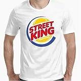 Positivos Camiseta Street King Burger M
