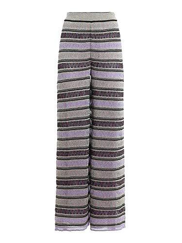 M Missoni - Pantaloni con linea svasata - 42, Beige