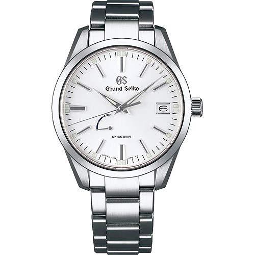 [ノベルティプレゼント][グランドセイコー]GRAND SEIKO 腕時計 メンズ スプリングドライブ SBGA299
